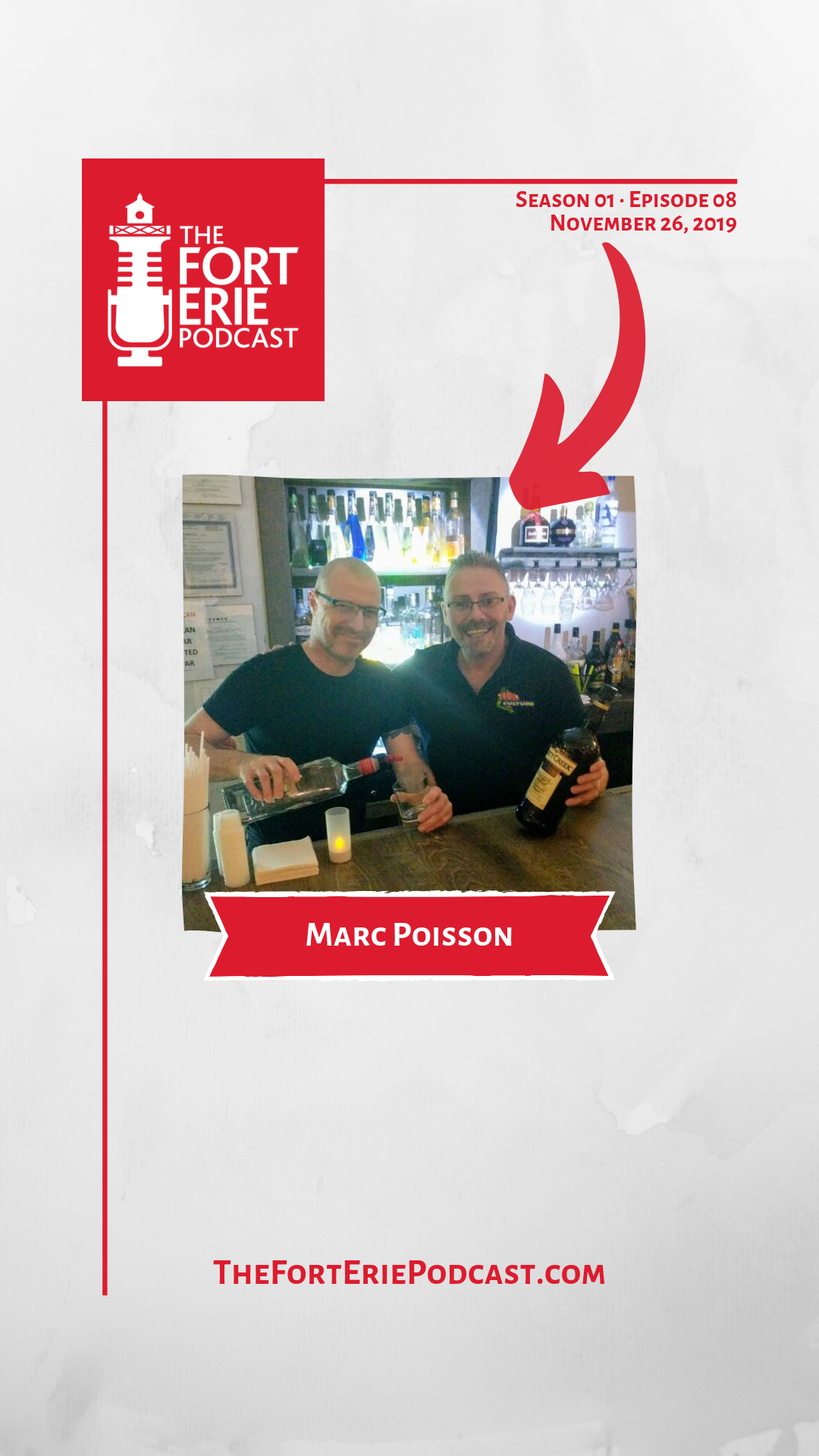 S01E08 – Marc Poisson – Co-Owner, The Bell Tower / Sub Culture