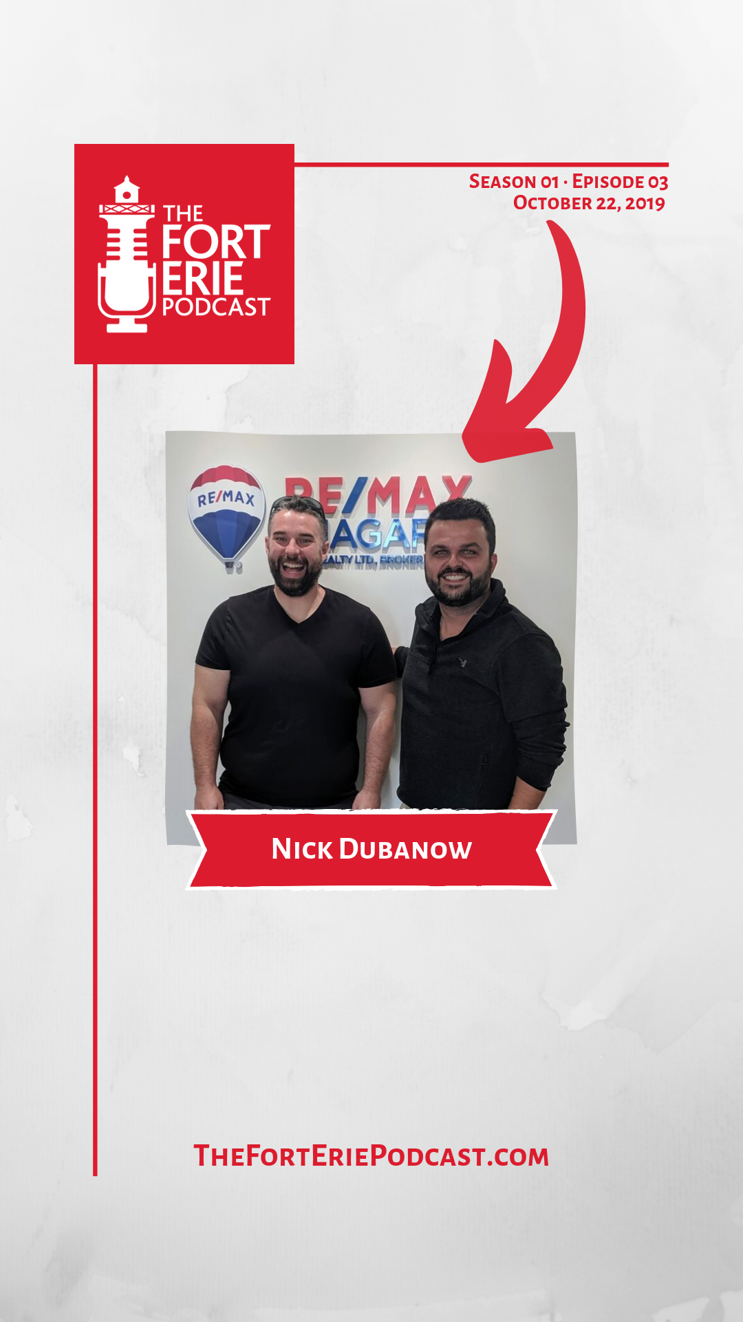 S01E03 – Nick Dubanow – Councillor, Ward 2
