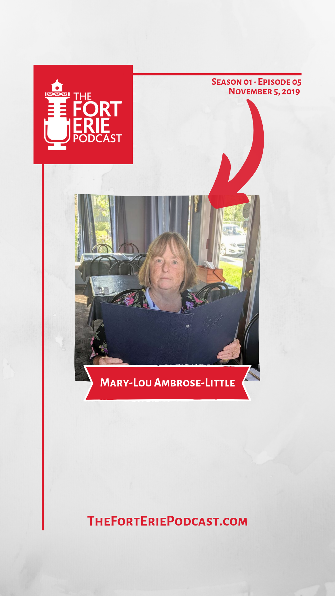 S01E05 – Mary-Lou Ambrose-Little – Market and Events Manager, Ridgeway Farmers' Market