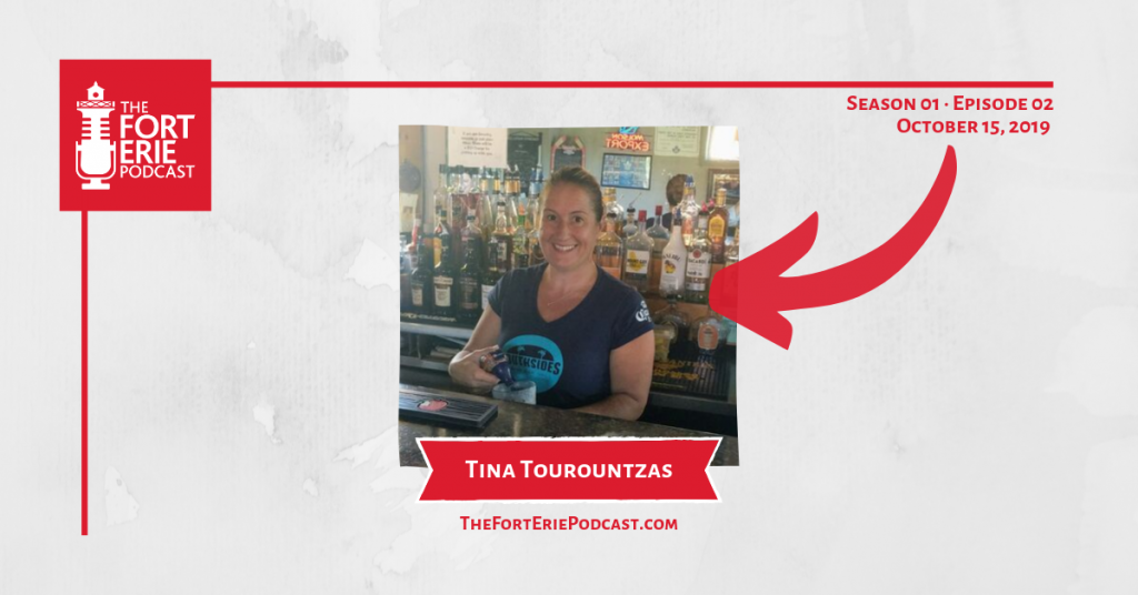 S01E02 – Tina Tourountzas – Owner, Southsides Patio Bar and Grill