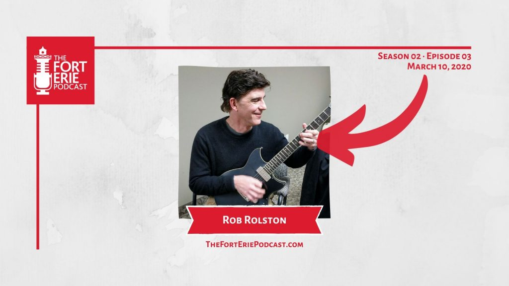 S02E03 – Rob Rolston, Fort Erie School of Music