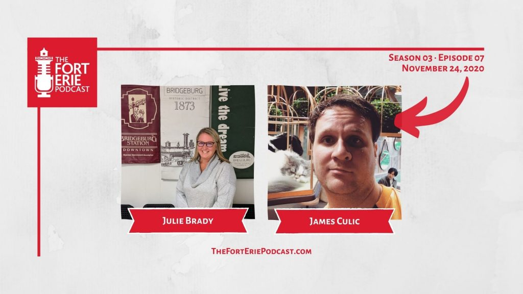 S03E07 – Julie Brady, Regional Limousine – James Culic, Niagara this Week