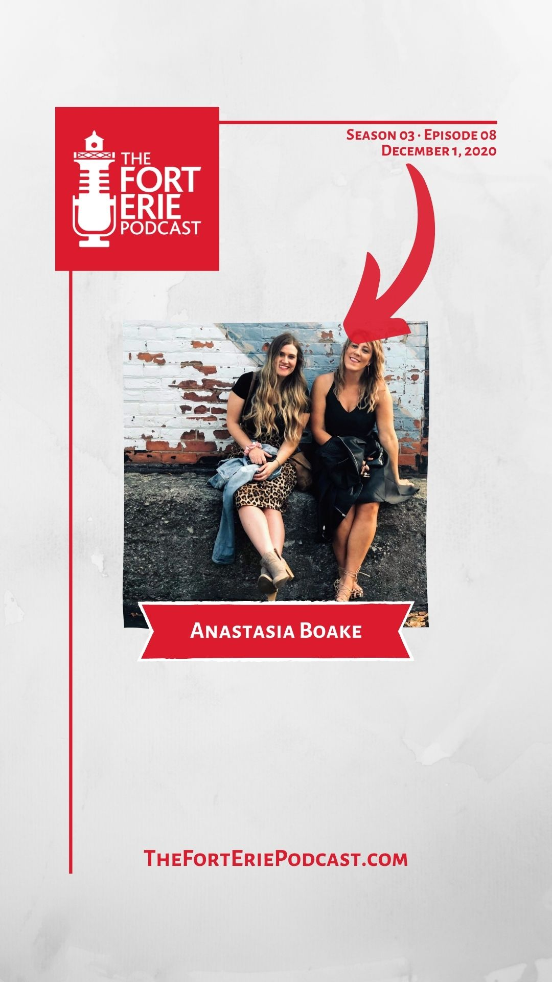 S03E08 – Anastasia Boake, Down The Rabbit Hole Theatre Company