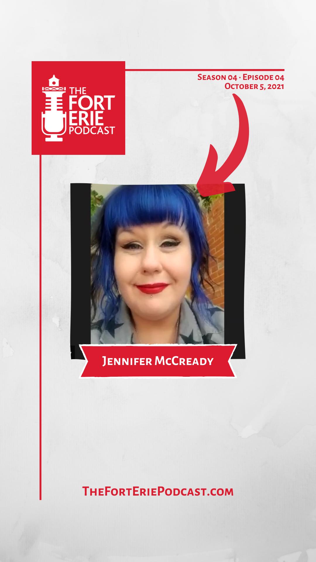 S04E04 – Jennifer McCready, Lady Luck Photography Studio