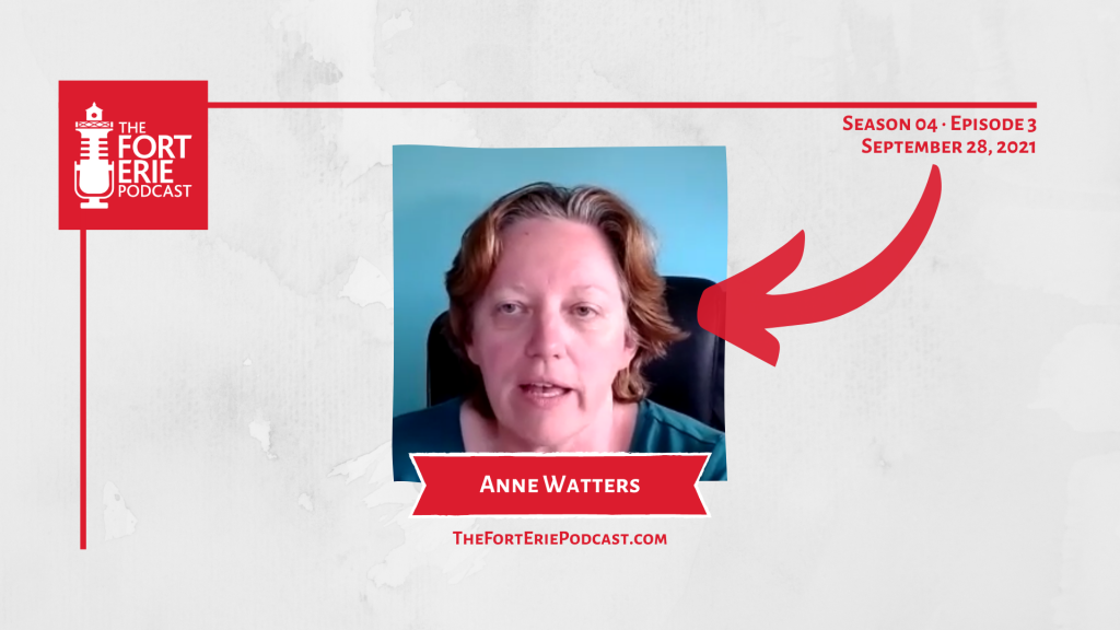 S04E03 – Anne Watters, Salvation Army Community & Family Services